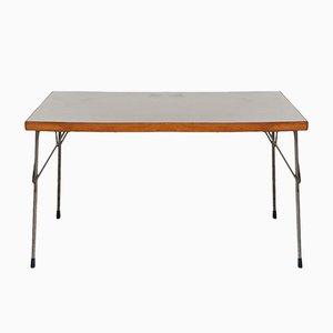 Tavolo da pranzo nr. 3705 industriale di Wim Rietveld per Gispen