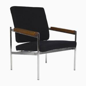 Danish Teak Lounge Chair by Kay Bæch Hansen for Fritz Hansen, 1976