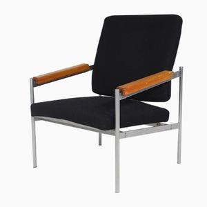 Vintage Danish Lounge Chair by Kay Bæch Hansen for Fritz Hansen, 1976