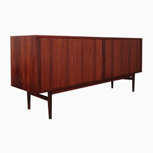 Mid-Century Brazilian Rosewood Model 37 Sideboard by Arne Vodder for Sibast