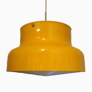 Mid-Century Bumling Pendant Lamp by Anders Pehrson for Ateljé Lyktan, 1960s