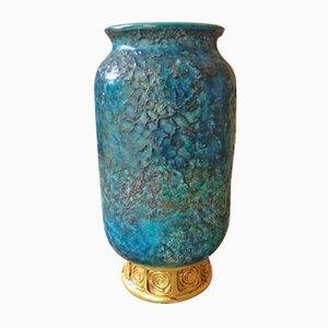 Vintage China Serie Vase von Aldo Londi für Bitossi