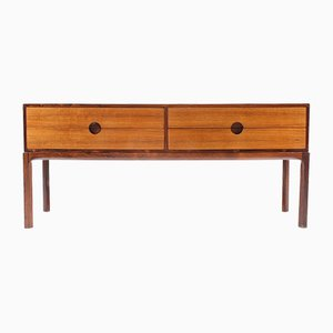 Vintage Danish Sideboard in Rosewood by Kai Kristiansen for Aksel Kjersgaard, 1958
