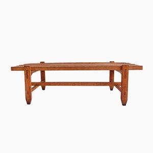 Vintage Italian Wooden Bench