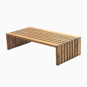 Slat Bench by Walter Antonis for Arspect, 1970s
