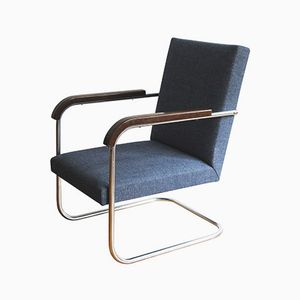 FN 22 Doma Armchair by Anton Lorenz for Mücke Melder, 1930s