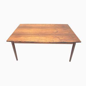 Rosewood Dining Table by N.O. Møller for J.L. Møllers, 1960s