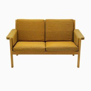 Vintage 2-Seater Sofa by Hans J. Wegner for Getama