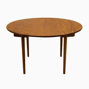 Vintage AT329 Teak Dining Table by Hans J. Wegner for Andreas Tuck