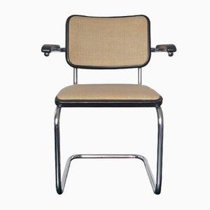 Vintage S 64 Armlehnstuhl von Marcel Breuer für Thonet