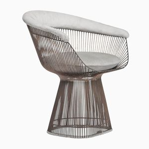 Mid Century Lounge Chair By Warren Platner, 1960s