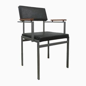 Chaise de Bureau Cube par Cees Braakman pour Pastoe, 1960s