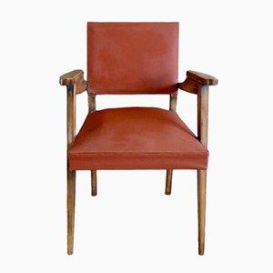 Vintage Modernist Armchair, 1940s