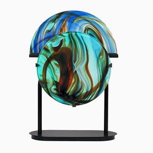 Tischlampe von Missoni für Arte Vetro Murano, 1980er