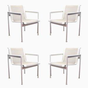 Stühle von Richard Schultz für B&B Italia / C&B Italia, 1990, 4er Set