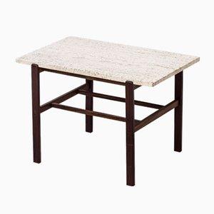 Swedish Side Table by Inge Davidsson for Ernst Johansson, 1960s