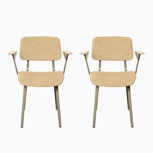 Revolt Stühle von Friso Kramer für Ahrend De Cirkel, 1965, 2er Set