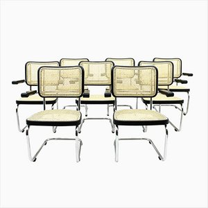 S 67 F Lobby Chairs by Mart Stam for Thonet, Set of 8
