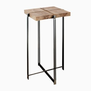 Cross #3 High Side Table by UNDUO