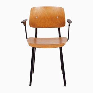 Revolt Chair with Armrests by Friso Kramer for Ahrend De Cirkel, 1968