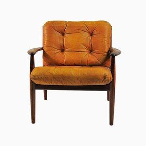 Sessel aus Palisander von Grete Jalk für France & Søn, 1960er