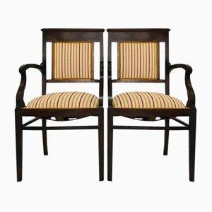 Italian Art Nouveau Chair, 1910s