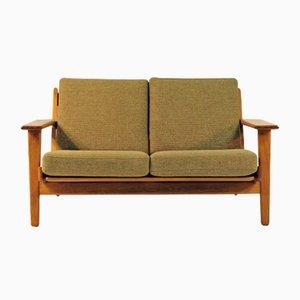 Model Ge 290/2 Sofa by Hans J Wegner for Getama, 1950s