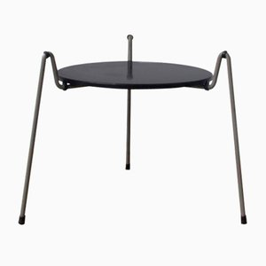 Mug Steel Coffee Table by Wim Rietveld for Gispen Holland