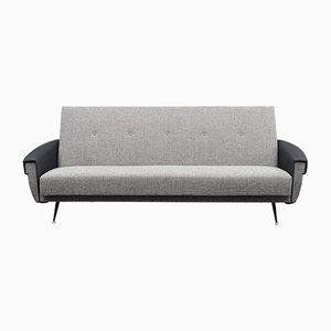 Sofa mit Klappmechanik, 1950er