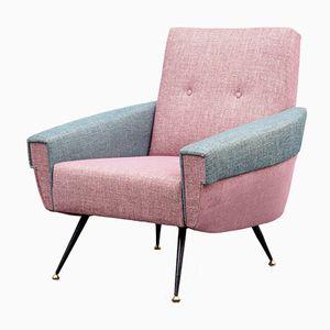 Bi-Colored Armchair, 1950s