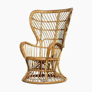Italian Garden Chair by Lio Carminati & Gio Ponti for Casa & Giardino, 1950s