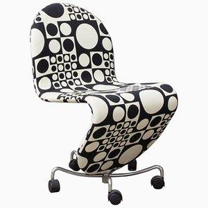 1 2 3 Series Office Chair by Verner Panton, 1970s