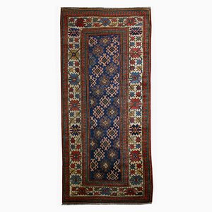 Antique Caucasian Gendje Rug, 1880s