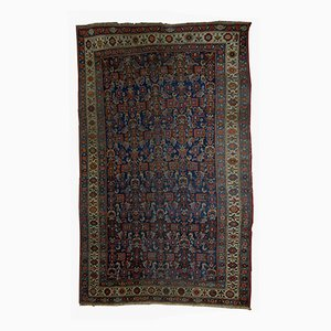 Antique Persian Bidjar Rug, 1880s