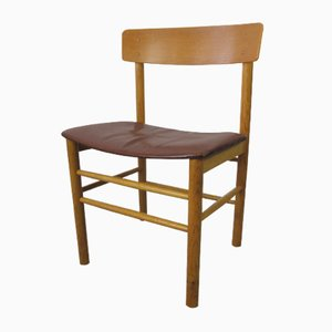 Vintage J39 Shaker Chair by Borge Mogensen for Fredericia