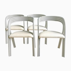 Vinage Dutch Dining Chairs by Axel Enthoven for Rohé Noordwolde, Set of 4