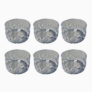 Glasschalen von Riedel, 1960er, 6er Set