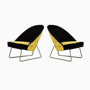 115 Chairs by Theo Ruth for Artifort, 1950s, Set of 2