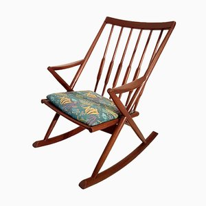 Rocking Chair, Scandinavie, 1960s