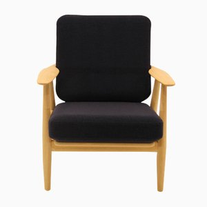 GE240/1 Easy Chair by Hans J Wegner for Getama, 1950s