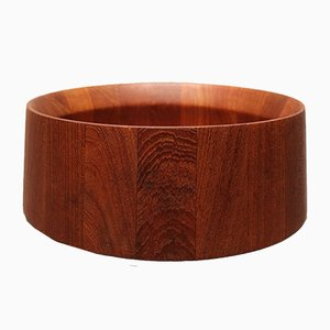 Danish Teak Bowl by Jens Quistgaard, 1960s