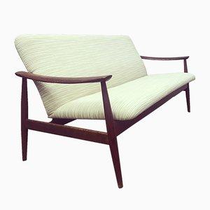 Danish Model 138 Sofa by Finn Juhl for France & Søn, 1960s