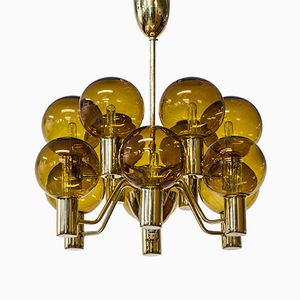 Buy chandeliers by hans agne jakobsson at pamono mid century swedish chandelier by hans agne jakobsson for hans agne jakobsson ab mozeypictures Choice Image
