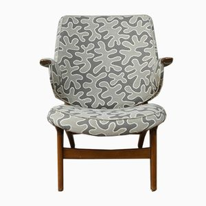 Vintage Model 33 Armchair by Carl Edward Matthes