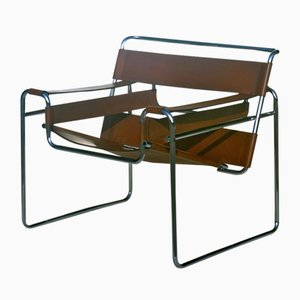 B3 Wassily Armchair by Marcel Breuer for Gavina, 1960s