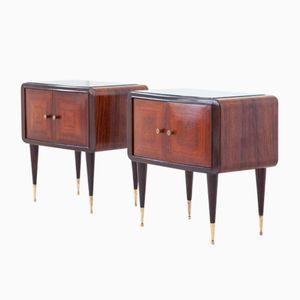 Tables de Chevet, 1950s, Set de 2