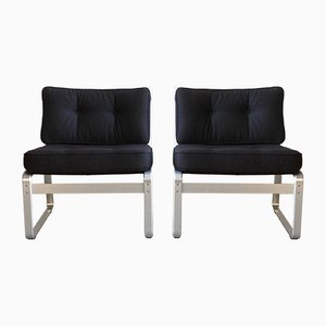 Mondo Lounge Chairs by Karl-Erik Ekselius for JOC Vetlanda, 1960s, Set of 2