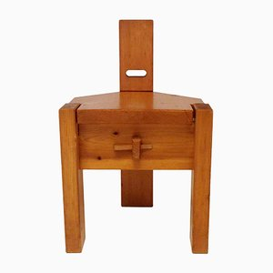 Chaise pour Enfants par Erwin Egel pour Nürnberg-Moorenbrunn, Dieter Güllert, 1967