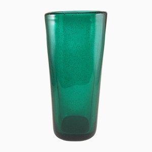 Mid-Century Vase von Arne Jon Jutrem für Hadeland Glassverk, 1950er