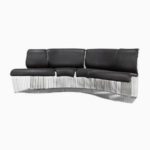 Modulares Pantonova Sofa von Verner Panton für Fritz Hansen, 1970er
